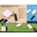 Multi Connector Data and Charging Cable
