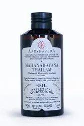 Medicine Grade Mahanarayana Thailam (Made With Moorchitha Thailam) For Personal