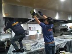 Kitchen Exhaust Deep Cleaning Service
