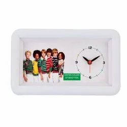 Promotional Wall Cum Table Clock