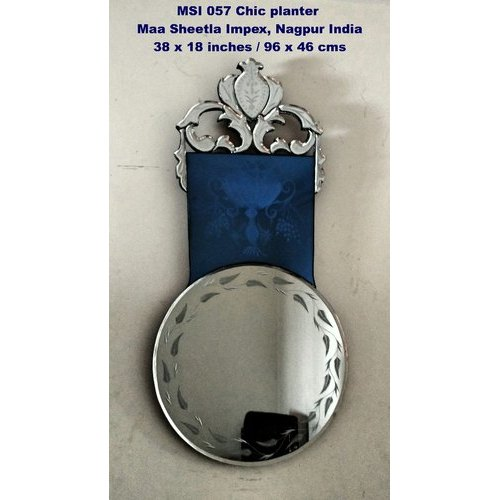 Glass Wall Mounting Chic Planters Venetian Mirror Packaging Type Box Id 21391483562