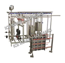 Milk Pasteurization to Dairy Processing Plant