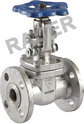 Flanged End Stainless Steel Globe Valve