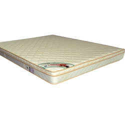 PU Foam Plain Bharati Gold Spring Mattress, For Home, Size: 75x36 Inch (lxw)
