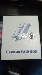 20 Pair MDF Box with Krone Module