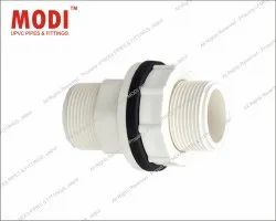 UPVC TANK NIPPLE THREADED