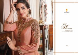 Almirah Vol-1 Readymade Party Wear Soft Silk With Heavy Work Designer Gown