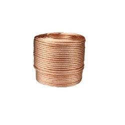 Copper Stranded Wire Rope
