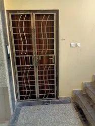 Jindal S.s Steel Wooden Door