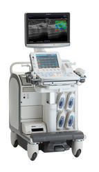 Pre-owned Hitachi Aloka Ultrasound Machine