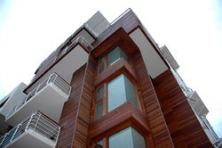 Wall Wooden Cladding
