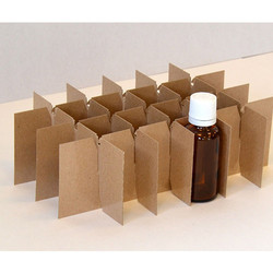 Pad With Partition Cardboard / Corrugated Kraft