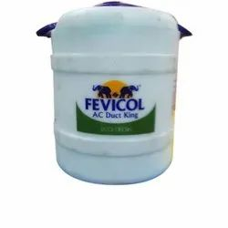 Liquid Fevicol Ac duct king ecofresh, Packaging Type: Plastic Can, Packaging Size: 20 Liter