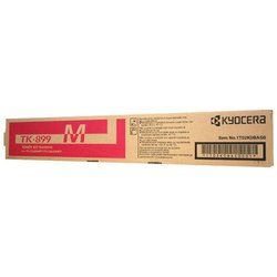 Kyocera TK-899M Magenta Toner Cartridge