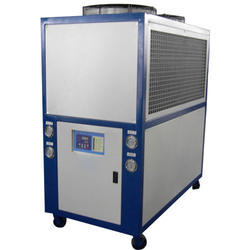 Air Cooled Chilling Plant, For Industrial Use