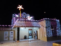 Marriage Light Decoration