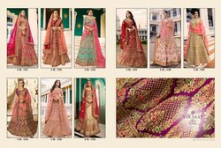 Retailer of Ladies Sarees & Ladies Lehengas by Amarr Silk