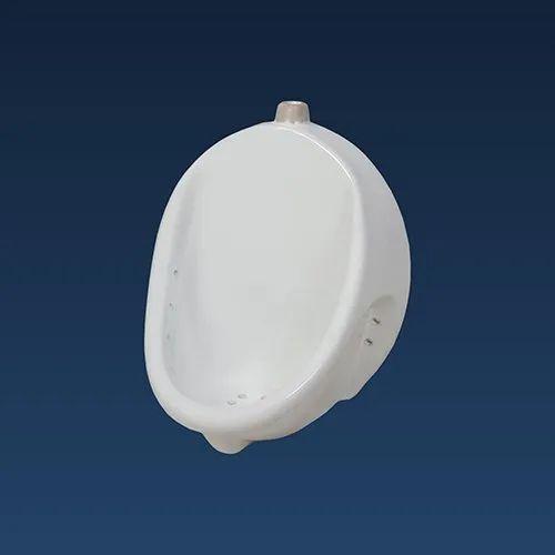 Flat Back Ceramic Gents Urinal