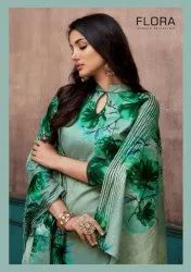 Sargam Ethnic Wear Cotton Printed Casual Dress
