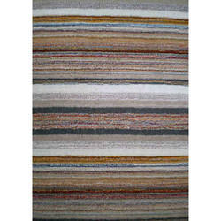 20% Wool And 80% Silk M. H. Carpets Handloom Knotted Carpet