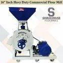 Manual Commercial Flour Mill
