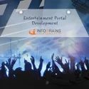 Entertainment Portal Development Service