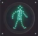 Pedestrian Traffic Light GREEN