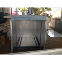 Powder Coating Diesel Oven