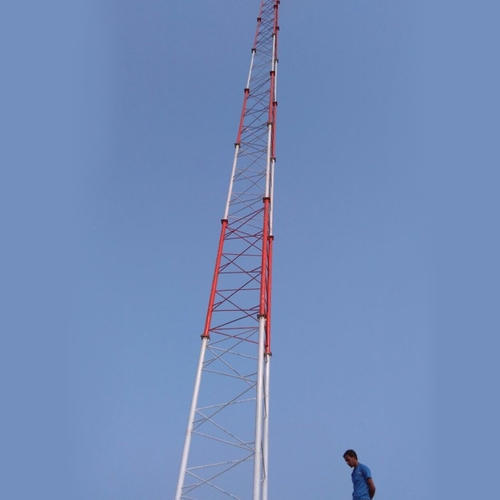Wireless Self Supporting Towers, For Internet Tower, Rs 1800 /no | ID:  14796823891