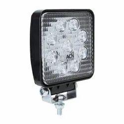 Fog Lamp Square LED 27 W (9V-30V)