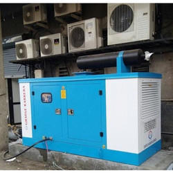Sound Proof Generator, Voltage:  415 V