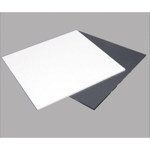White Plastic Printing Sheet Rs 12 Sheet Raj