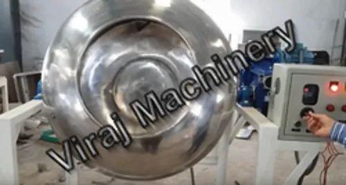 Peanut Coating Pan Machine