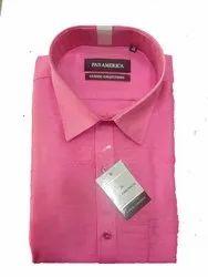 Pan America Silk Type Mens Shirt
