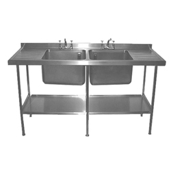 Two Sink Unit