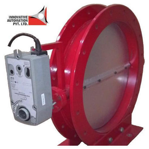 Motorized Damper Combustion Air Damper