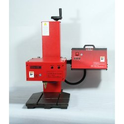 Pneumatic Dot Pin Marking Machine Etchon DPM301