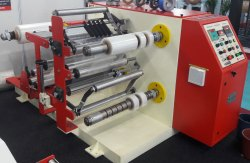 HMI- Paper Foil Slitting Machine