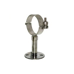 Electropolished Tubes-Fittings - Pipe Holder Clamps Manufacturer