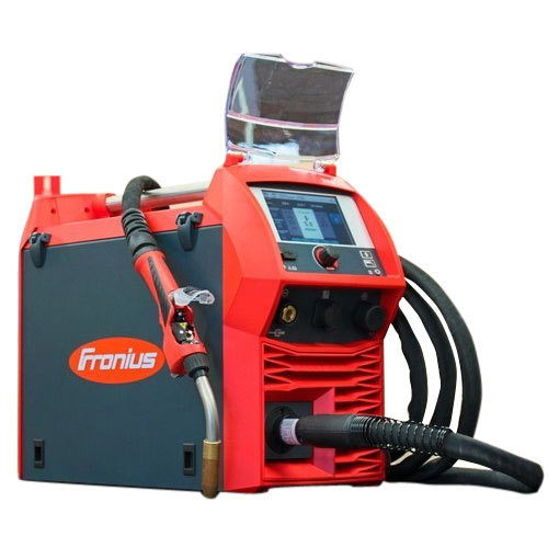 Automatic Fronius TPS 270i/320i C Pulse MIG Welding Machine, Voltage: 440V