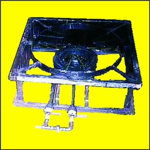 MS Gas Double Ring Burners for Commercial