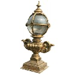 Small Decorative Bollard