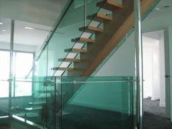 Glass Innovation Transparent Toughened Glass