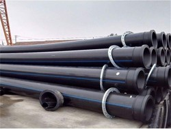 Dredging HDPE Pipes