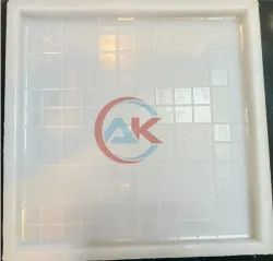 Square Shape Paver Plastic Mould