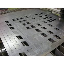 Steel Sheet Cutting Services