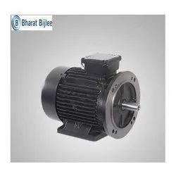 Bharat Bijlee 3 Phase 12.5 HP 1500 RPM Foot Mount Non-FLP Motor for Industrial