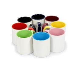Inner Color Ceramic Mug