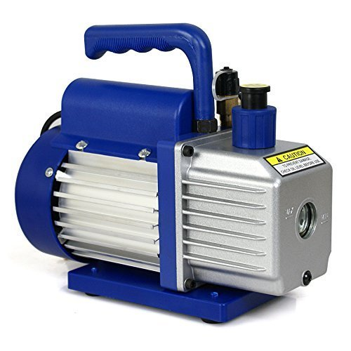 single stage rotary vane vacuum pumps