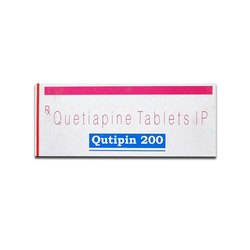 Quitipin 200 Tablet